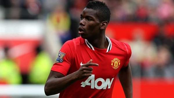 Paul Pogba: French midfielder completes world-record £89m transfer to Manchester United